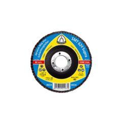 Klingspor lamellás csiszoló, inox SMT624 125 P 80