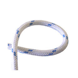 Fonatolt kötél polipropylen kék / fehér 40mm