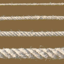 Kender kötél sodrott   6mm