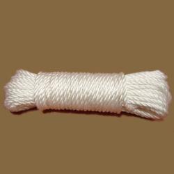 Ruhaszárító kötél polipropilén 5 mm
