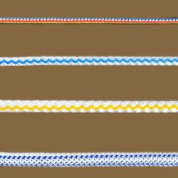 Tűfonatolt / kötött kötél  4mm