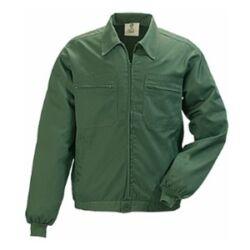 Munkavédelmi kabát, Factory, zöld, XL-es