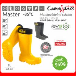 Master Safety csizma (S5)