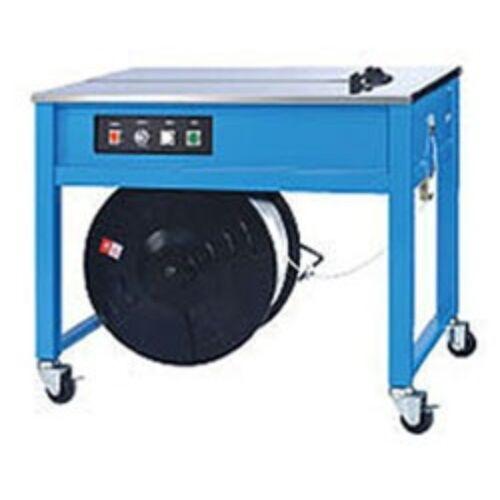Félautomata asztali pántológép Transpak 202