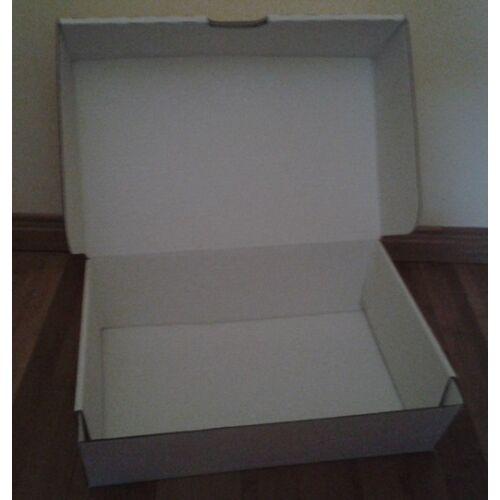 Levéltári doboz A/4, savmentes