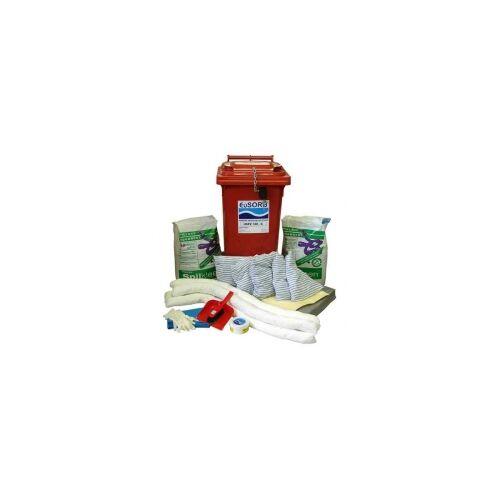 Általános mentesítő készlet 120 literes guruló konténerben