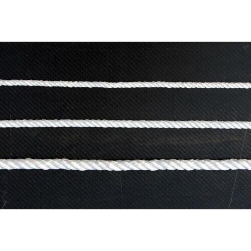 Sodrott PP kötél natúr 3-4 ágú 8mm
