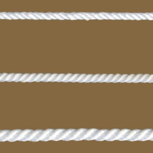Cordel kötél sodrott fehér 12mm