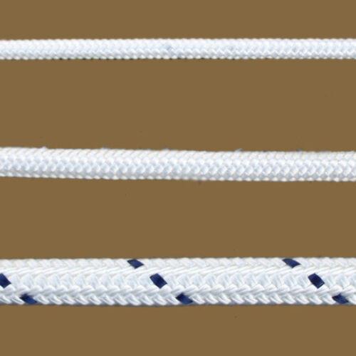 Fonatolt kötél polyészter fehér  3mm