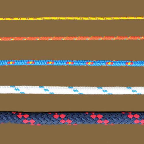 Fonatolt kötél polipropylen színes  6mm