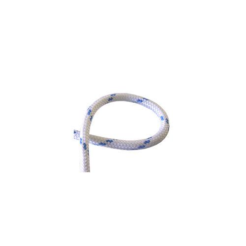 Fonatolt kötél polipropylen kék / fehér  6mm