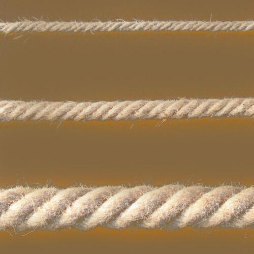 Juta kötél sodrott  45mm