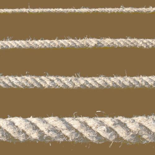 Kender kötél sodrott  16mm