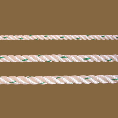 Polyészter kötél sodrott 10mm