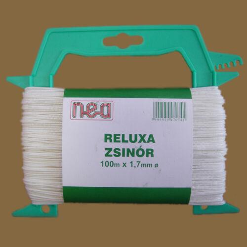 Reluxa zsinór 1,7 mm