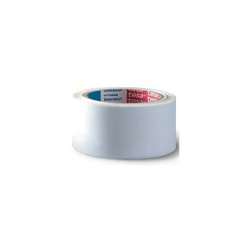 Ragasztószalag PVC, Tesa 48x60 fehér