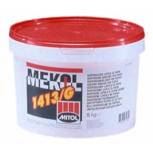 MEKOL 1413G ipari papírragasztó, 5 kg